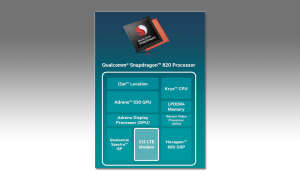Qualcomm Snapdragon 820 Prozessor
