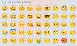 Emojis - Smileys