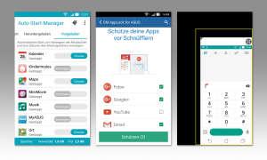 Screenshots Zenfone