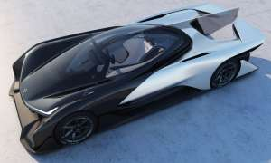 FFZERO01 Concept, Faraday Future