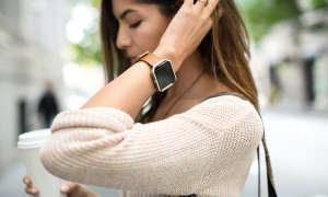 Auf der CES 2016 wurde die neue Smartwatch Fitbit Blaze vorgestellt.
