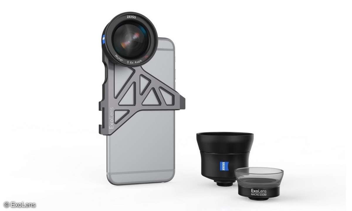 ExoLens Zeiss - iPhone Objektive