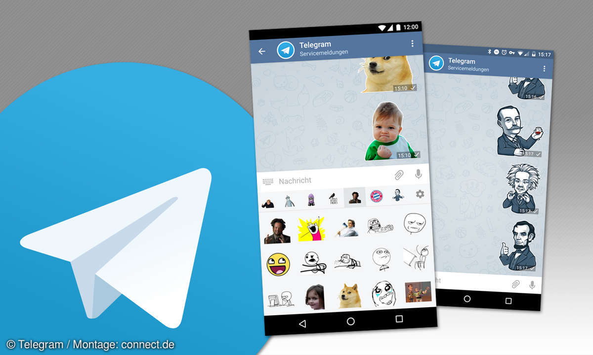 Telegram Sticker Packs