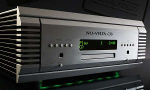 CD Player - Musical Fidelity Nu-Vista