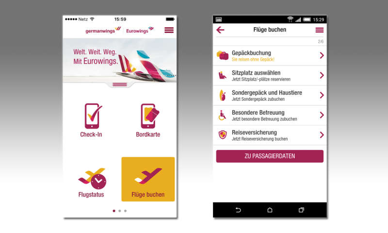 Germanwings App Im Test Connect