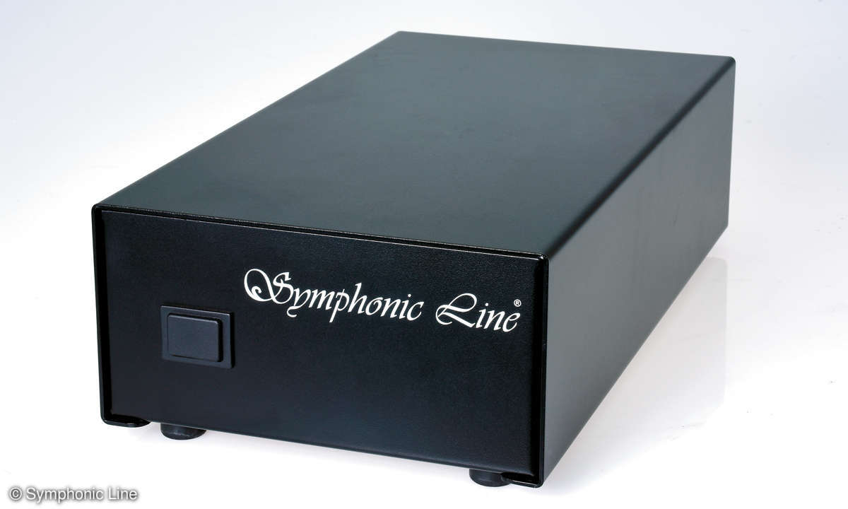 Symphonic Line RG10 separates zweites Netzteil