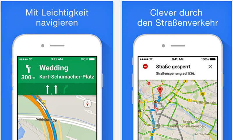 Ios Google Maps Offline on
