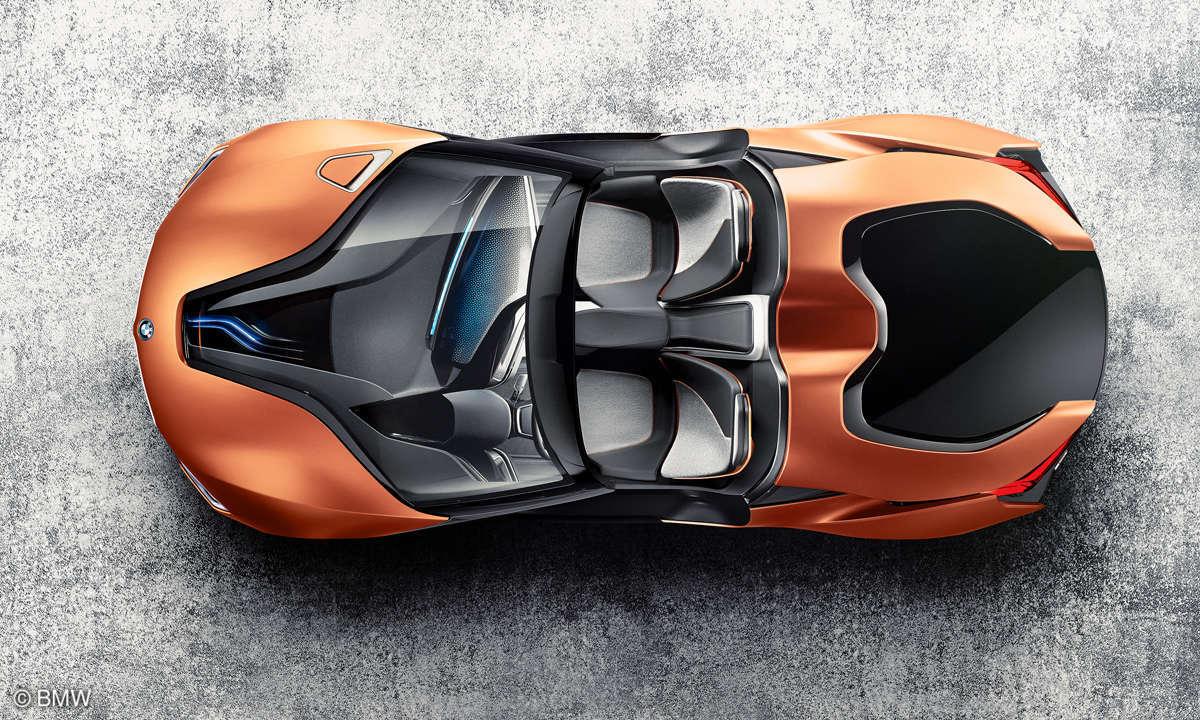 BMW Spyder