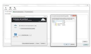 Owncloud Client Synceinstellungen