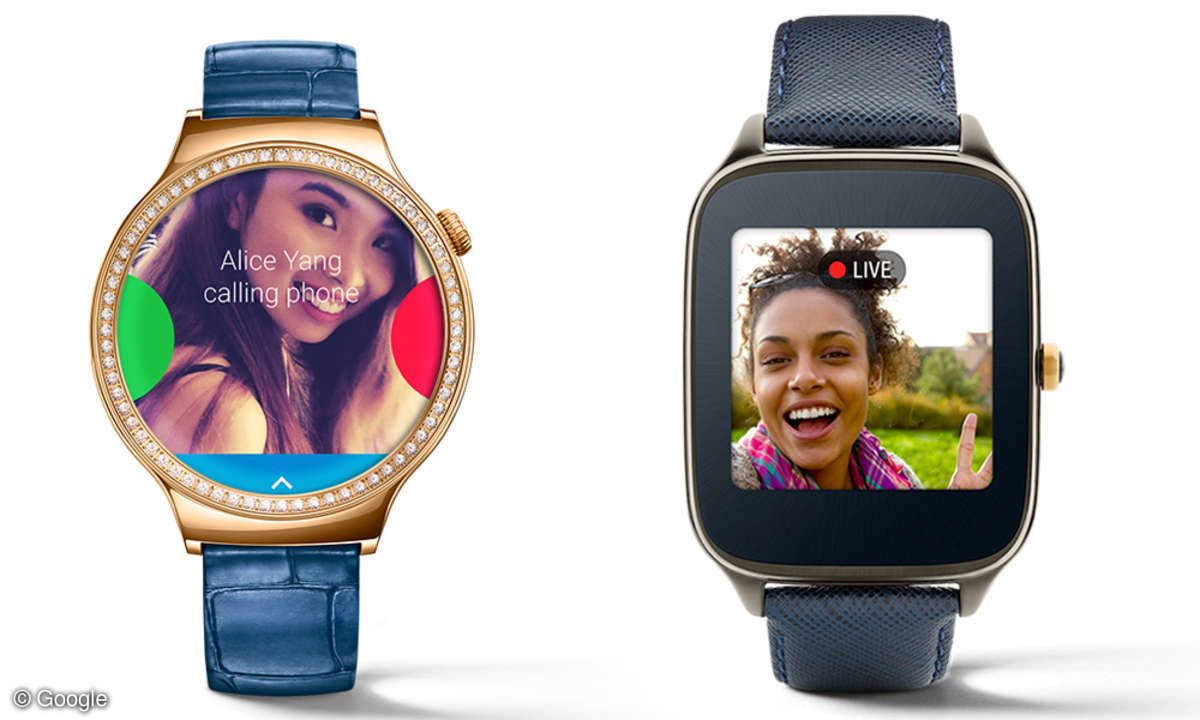 Android Wear Version 1.4