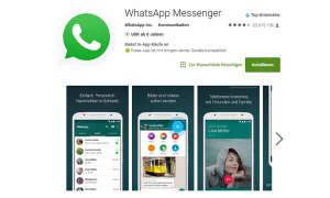 WhatsApp für Android