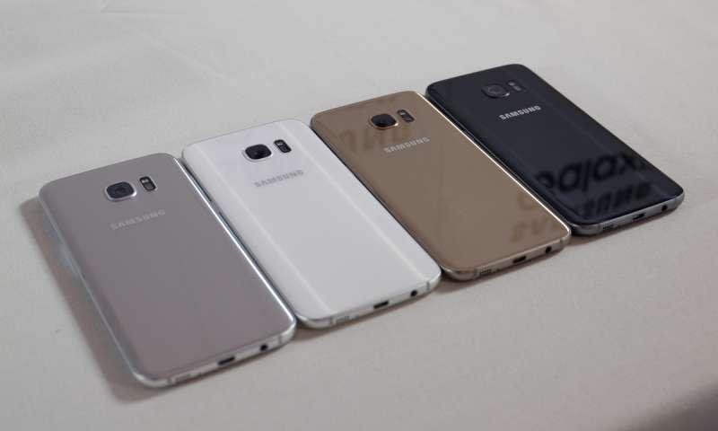Samsung Galaxy, a8 cashback -actie: krijg 50 euro retour