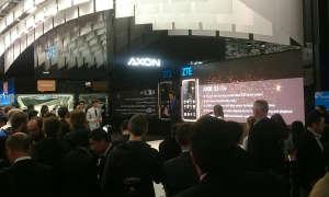ZTE Axon Präsentation