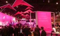 MWC 2016: Telekom Halle