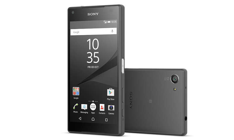 sony xperia z5 compact im amazon blitzangebot connect. Black Bedroom Furniture Sets. Home Design Ideas