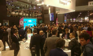MWC 2016: Wiko Stand