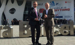 Ehrenpreis für die Deutsche Telekom