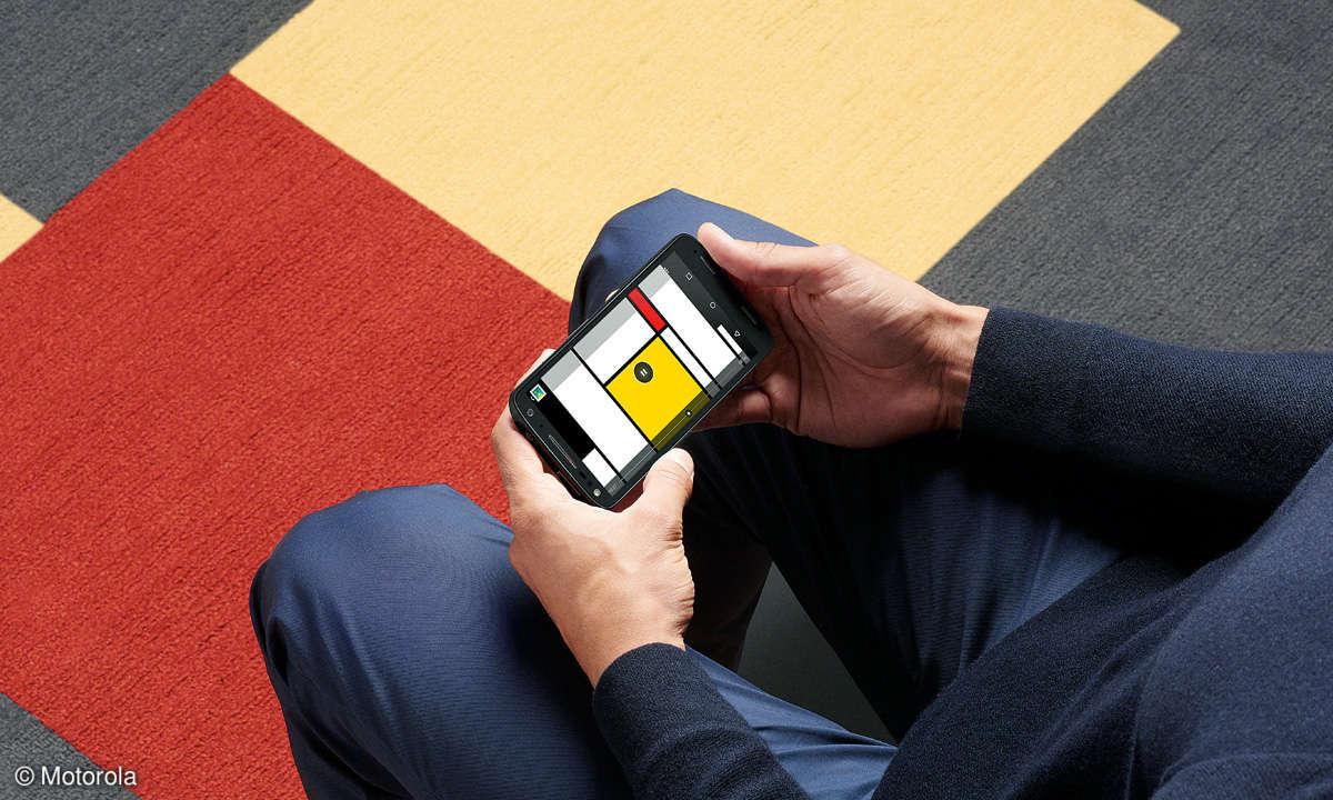 Motorola OLED Display
