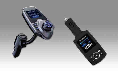 MP3 Player Empf/änger Bluetooth Freisprecheinrichtung mit Fernbedienung f/ür das Auto Chifans Bluetooth FM Transmitter Autoradio Audio USB