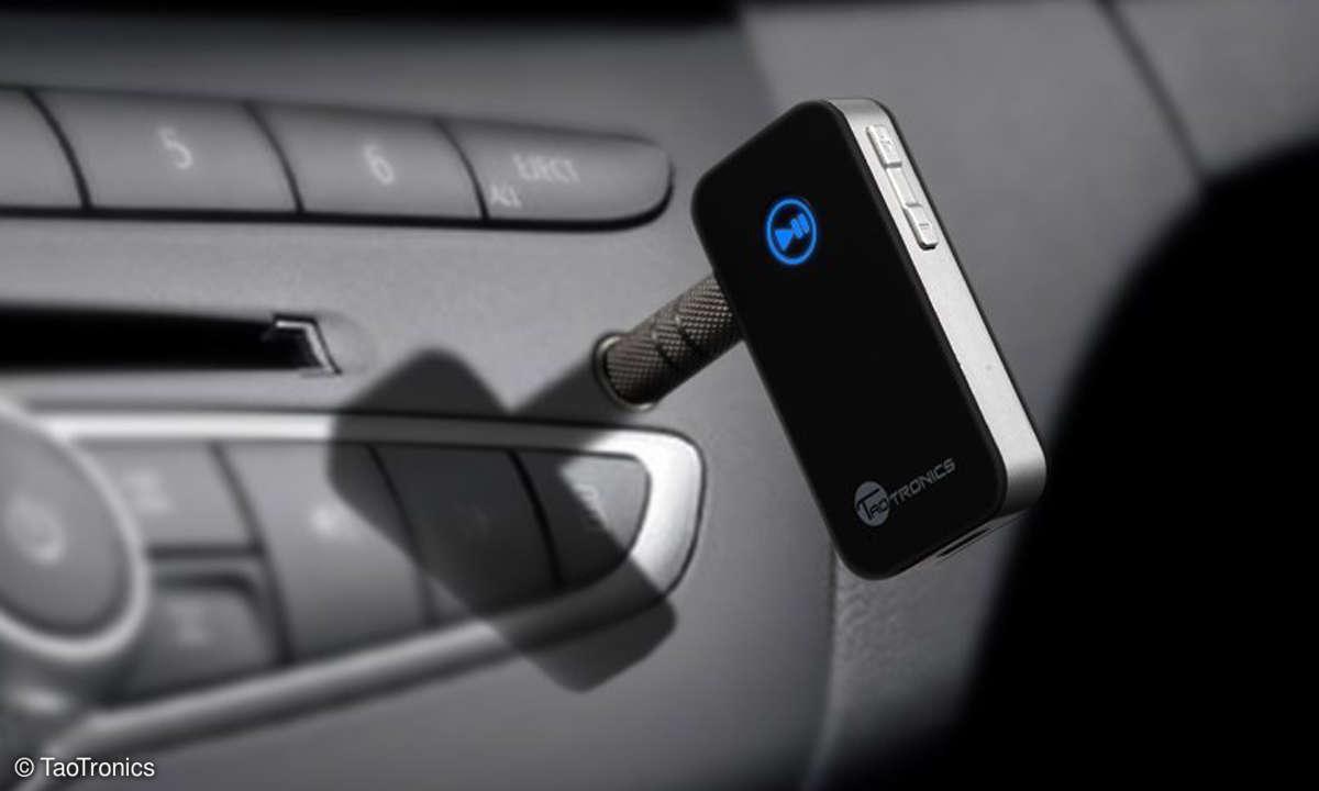 TaoTronics Bluetooth Empfänger