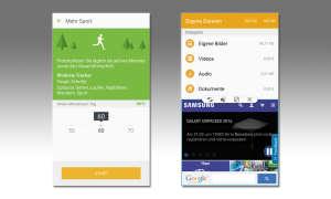 Samsung Galaxy A5 Apps