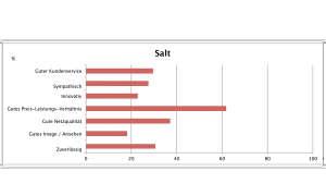 Schweiz Salt