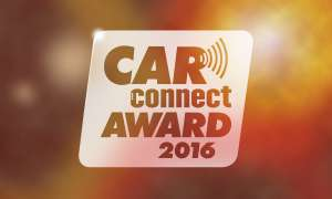 Car Connect Award 2016, Logo
