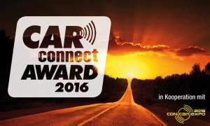 Car Connect Award 2016, Aufmacher Key Visual