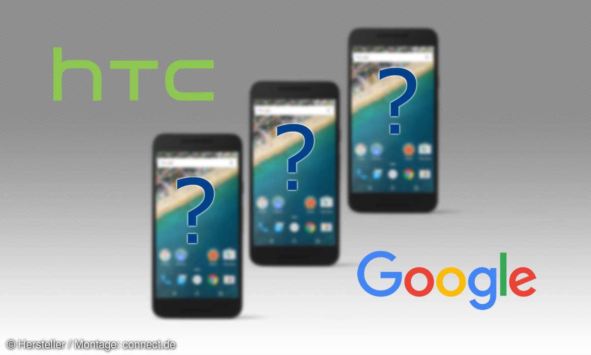 HTC und Google: Nexus-Deal für drei Jahre?