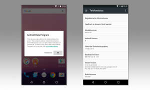 Android N Beta testen