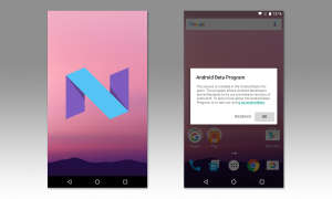 Android N Beta - Screenshots
