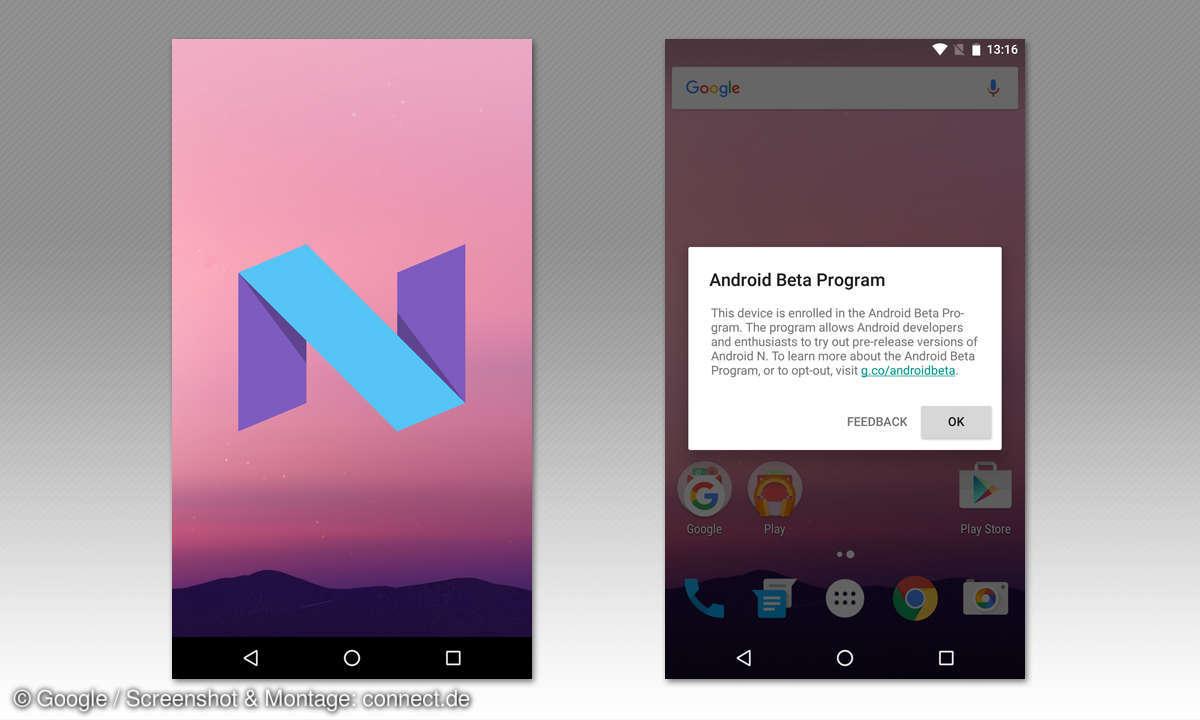 Android N Beta - Screenshots