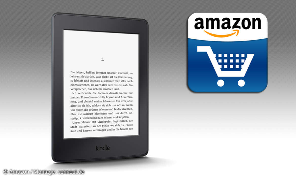 Kindle Paperwhite im Amazon-Angebot