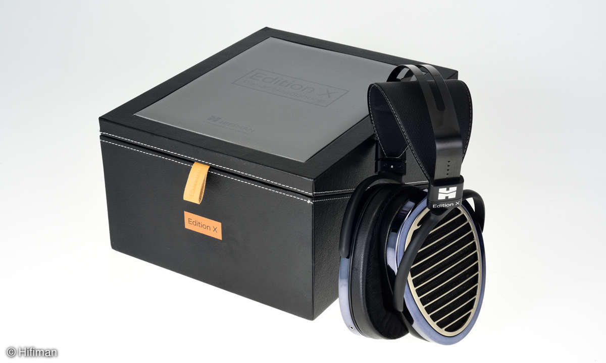 Hifiman Edition X Reisekoffer