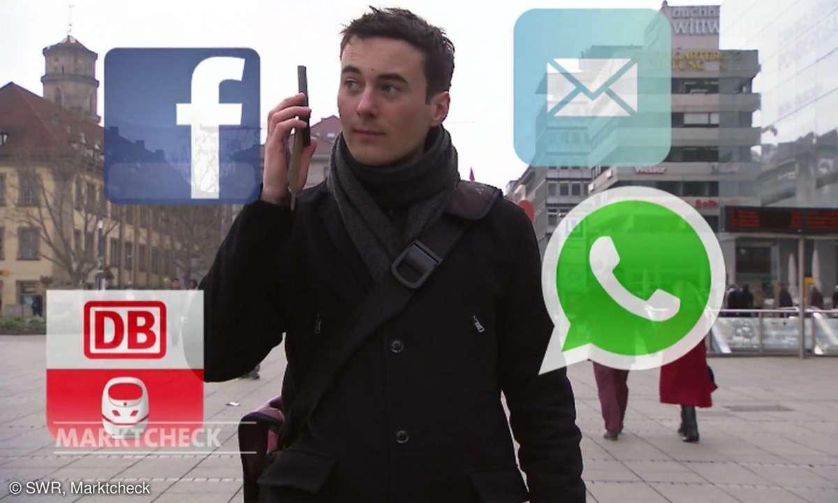 SWR Marktcheck: Handyverträge im Test