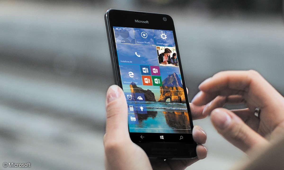 Microsoft Lumia 650 Office Packet