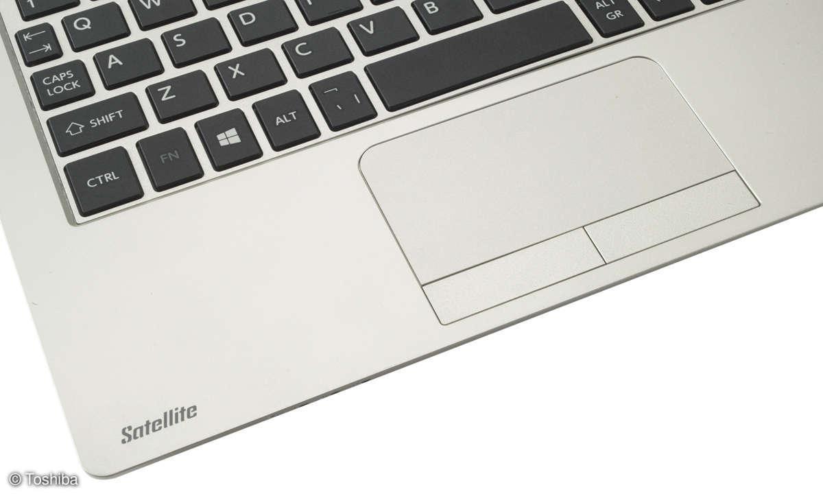 Toshiba Satellite Radius 11 Keyboard