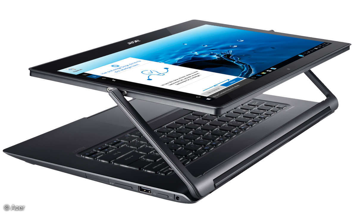 Convertible Acer Apsire R13