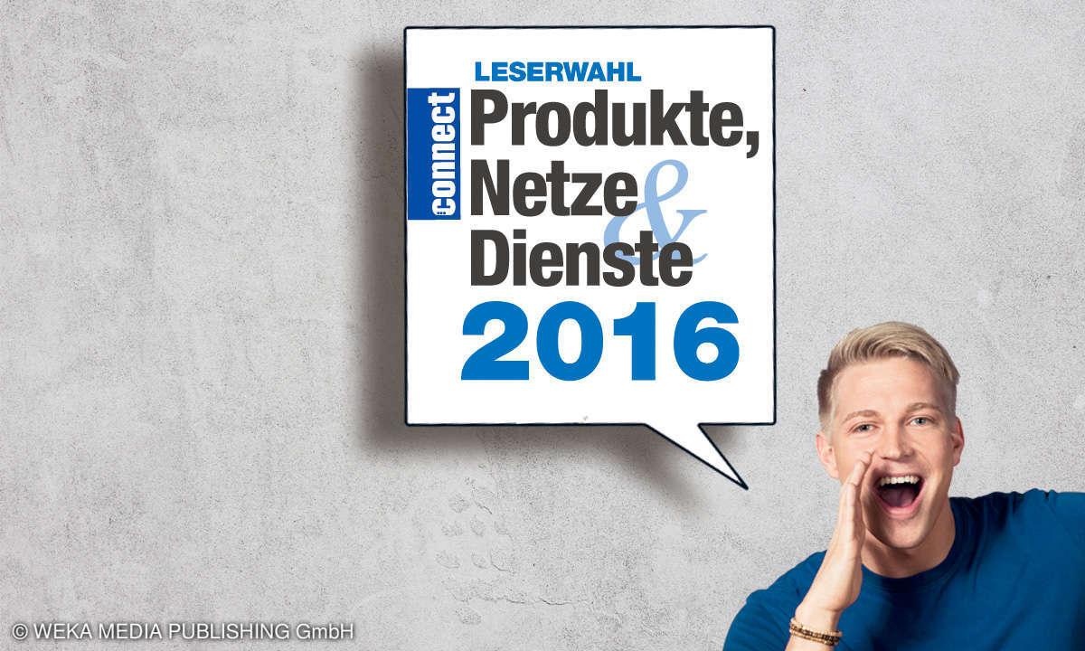 connect Leserwahl 2016