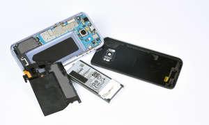 Samsung S7 zerlegt