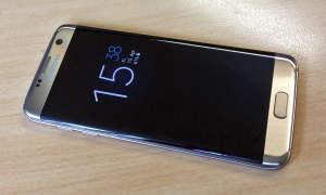 Galaxy S7 Always-on-Display