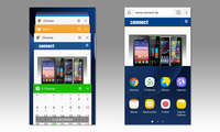 Galaxy S7 MultiWindow-Funktion