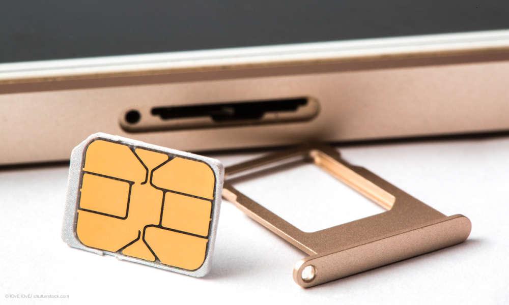 sim karte einlegen SIM Karte richtig einlegen oder wechseln   so geht's!   Worauf Sie