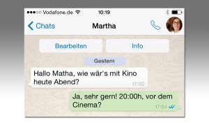 Mit Whatsapp Telefonieren