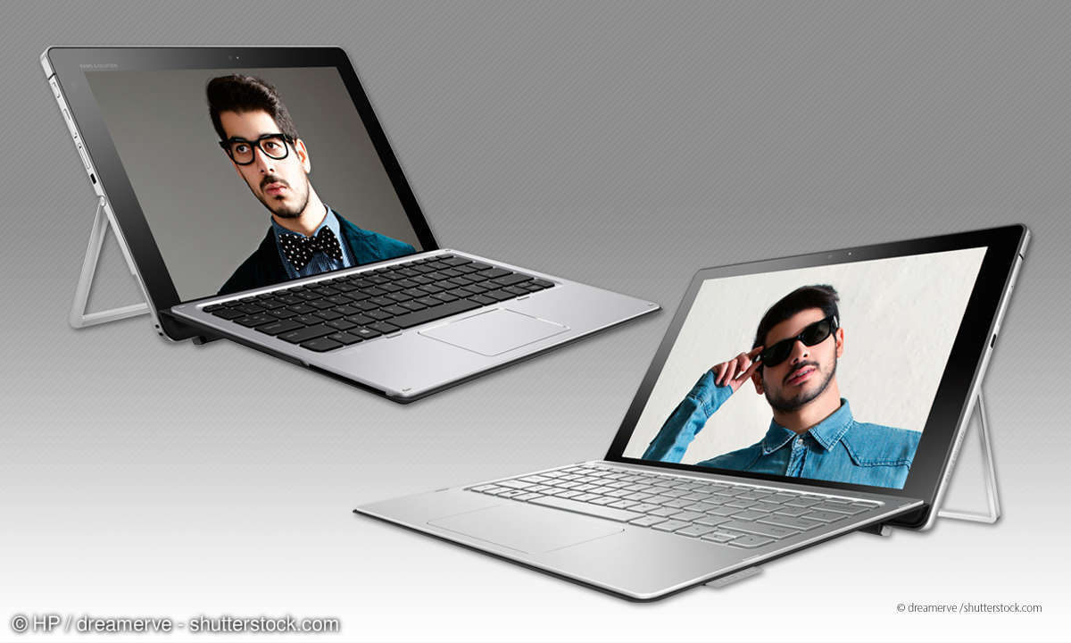 HP Spectre x2 und HP Elite x2