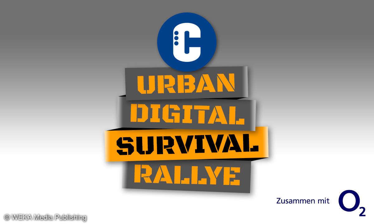 urban digital survival rallye