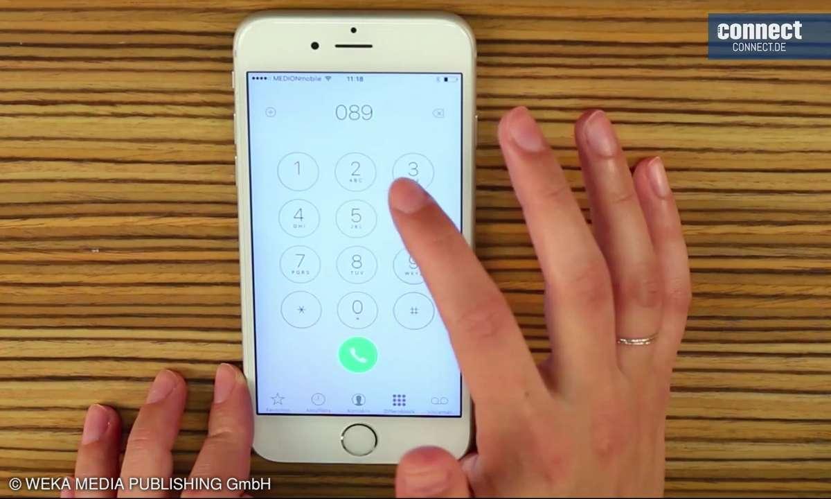 iPhone Wahlwiederholung Kurztipp