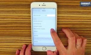 iPhone Kurztipp Nummer senden