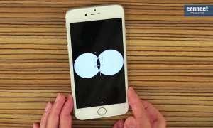 iPhone Kurztipp Kompass Wasserwaagen-App
