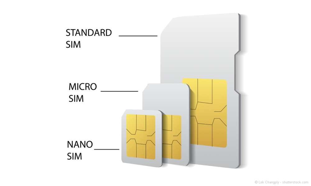 sim karte größen SIM Karte richtig einlegen oder wechseln   so geht's!   Nano